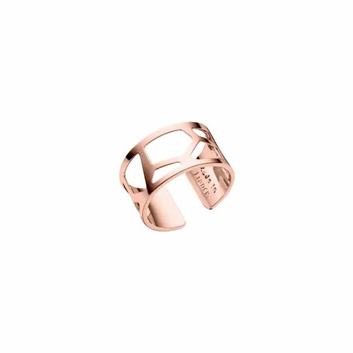 LES GEORGETTES GIRAFFE RING  - ROSE GOLD – 12mm SIZE LARGE (58)