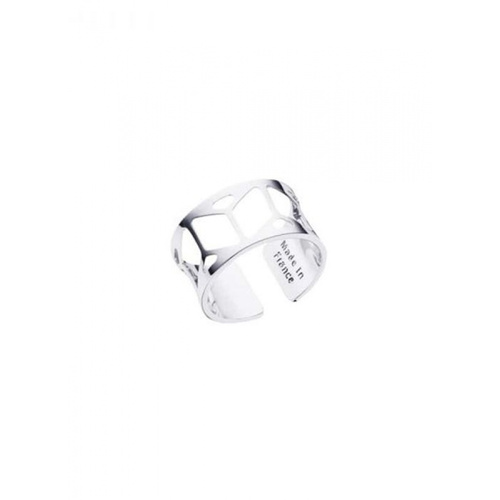 LES GEORGETTES RESILLE RING – SILVER – 12mm SIZE SMALL (52)