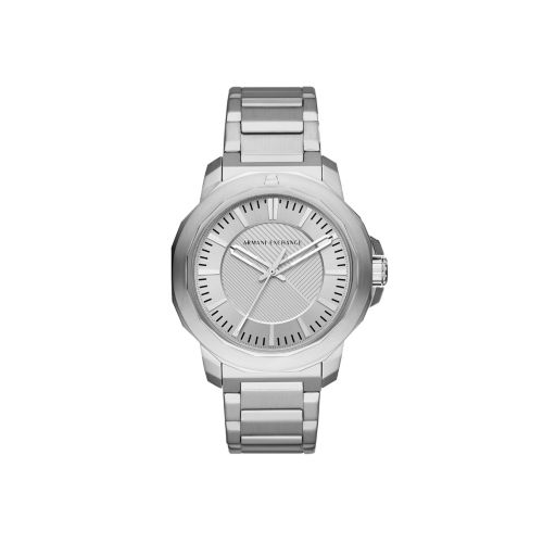 ARMANI EXCHANGE RYDER STAINLESS STEEL WATCH