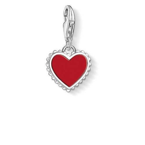THOMAS SABO CHARM CLUB RED HEART