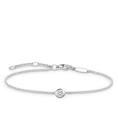 THOMAS SABO CIRCLE DIAMOND BRACELET