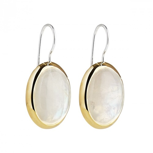 NAJO ANTONIA EARRINGS WITH MOONSTONE