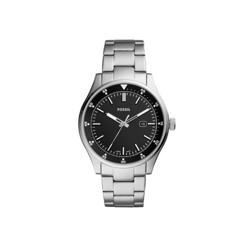 FOSSIL BELMAR STAINLESS STEEO WATCH