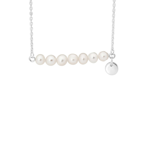 PASTICHE STERLING SILVER WILDEST DREAMS NECKLACE WITH FRESHWATER PEARLS