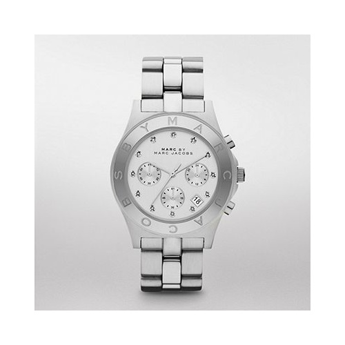 MARC JACOBS S/STEEL CHRONO BLADE