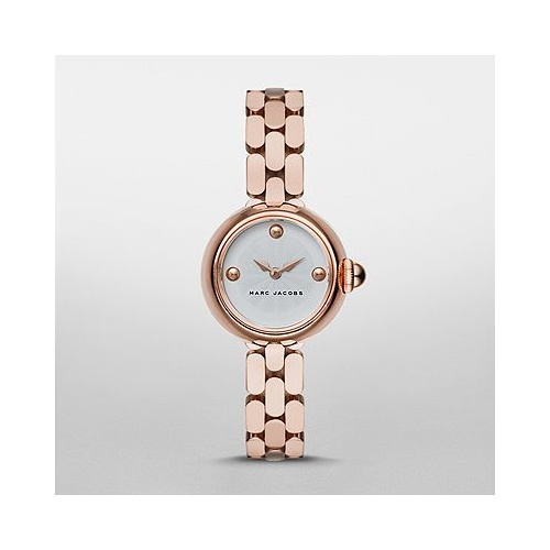 MARC JACOBS COURTNEY ROSE GOLD TONE WATCH MJ3458