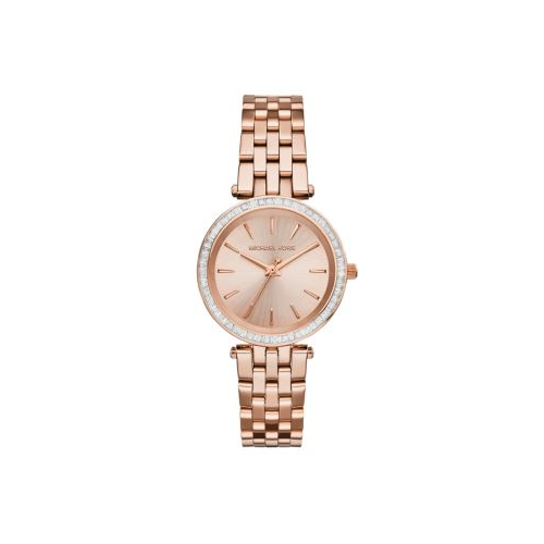 MICHAEL KORS MINI DARCI ROSE GOLD