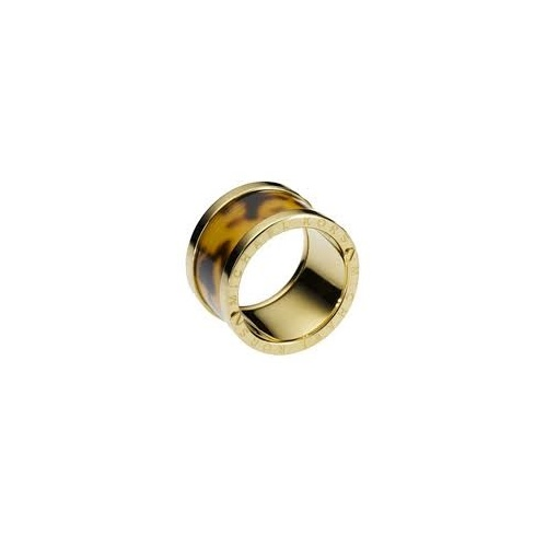 MICHAEL KORS GOLD TORTOISE RING