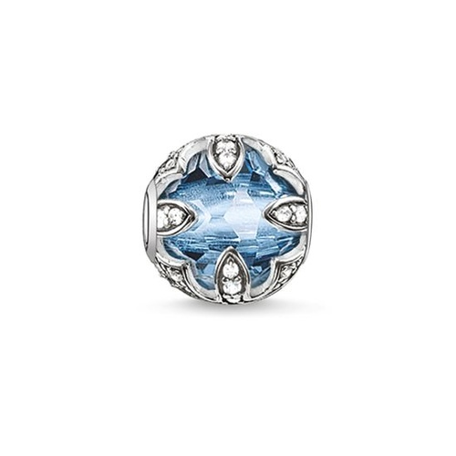 THOMAS SABO BLUE LOTUS KARMA BEAD